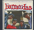 BARRACUDAS, THE COMPLETE EMI RECORDINGS -22tr.-